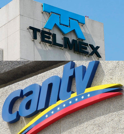 Cantv telmex
